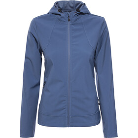 axant Alps Softshell Jas Dames, ensign blue
